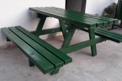 fiberglas-benches