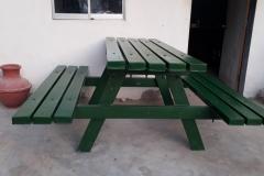 fiberglass-bench