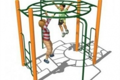 round-monkey-bar-ride-manufacturer-supplier