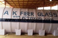 20,000 LITER CAPACITY  FIBERGLASS WATER TANK