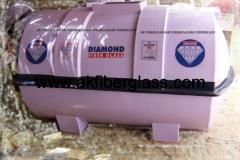 DIAMOND FIBERGLASS WATER TANK