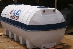 FIBERGLASS WATER TANK 5000US GALLONS