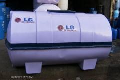 LG FIBERGLASS WATER TANK