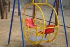 KIDS-SWINGS RIDES SEESAW HYDERABAD LARKANA SUKKUR MIRPUR KHAS