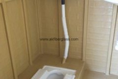 WITHOUT INSULATION TOILET