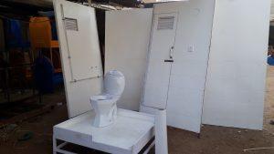 portable washrooms