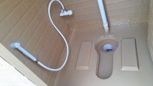fiberglass washroom