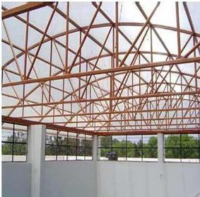 MS pre fabricated structure
