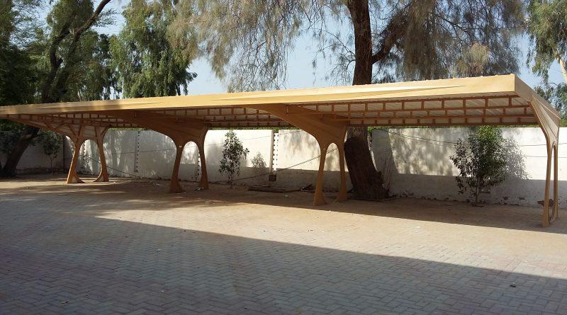 fiberglass shade karachi