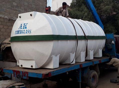 fiberglass water tank manufacturer karachi
