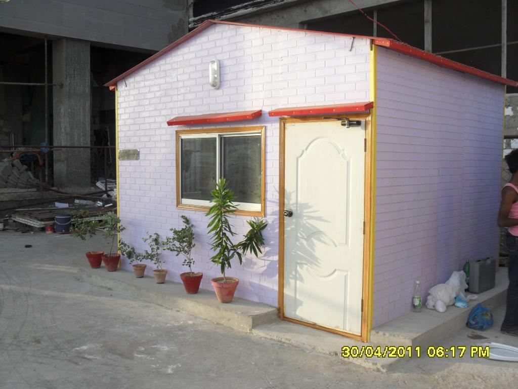 Fiberglass room ak fiberglass for Fiberglass well house