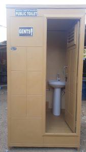 portable toilet washroom karachi